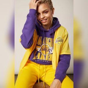 NBA Los Angeles Lakers pullover hoodie